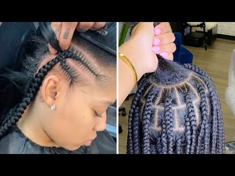 Best 2020 beautiful braiding hairstyles compilation trendy Beautiful Hairstyles With Braids Inspirations