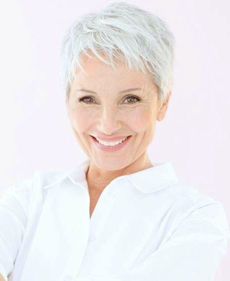 best short haircuts for older women haircuts older short Photos Of Short Haircuts For Older Women Inspirations