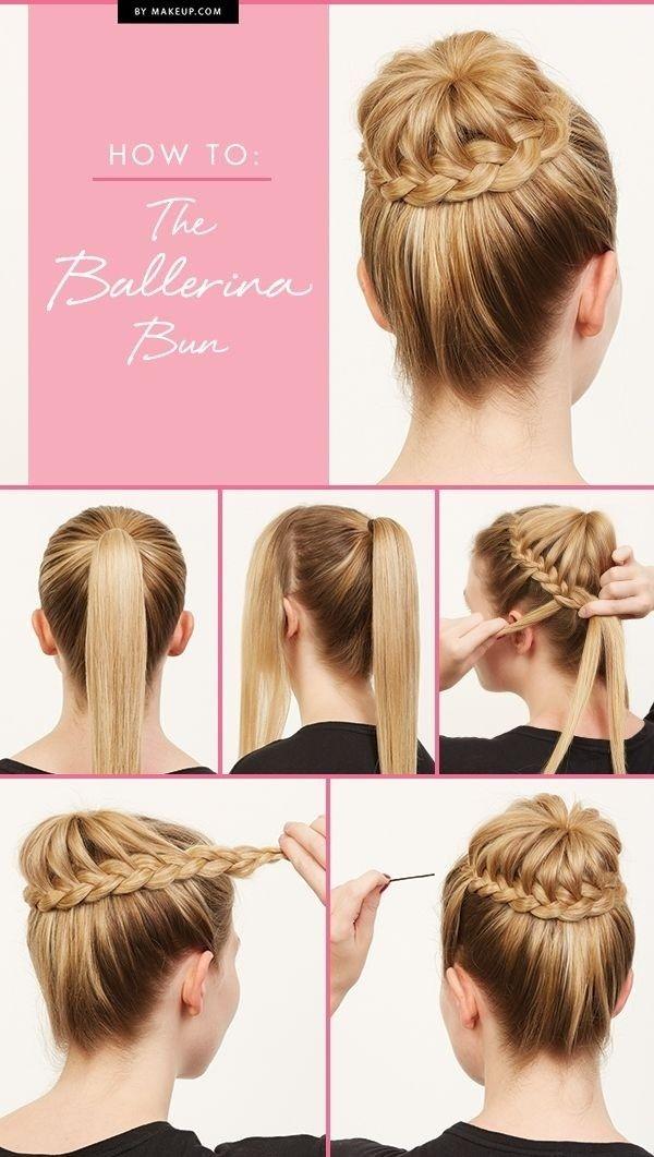 Elegant 20 pretty braided updo hairstyles popular haircuts hair Long Hair Braided Updo Tutorial Choices