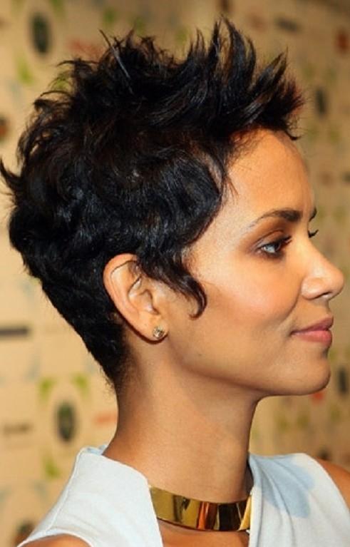 Elegant 25 beautiful african american short haircuts hairstyles Short Hair Styles For African Americans Designs
