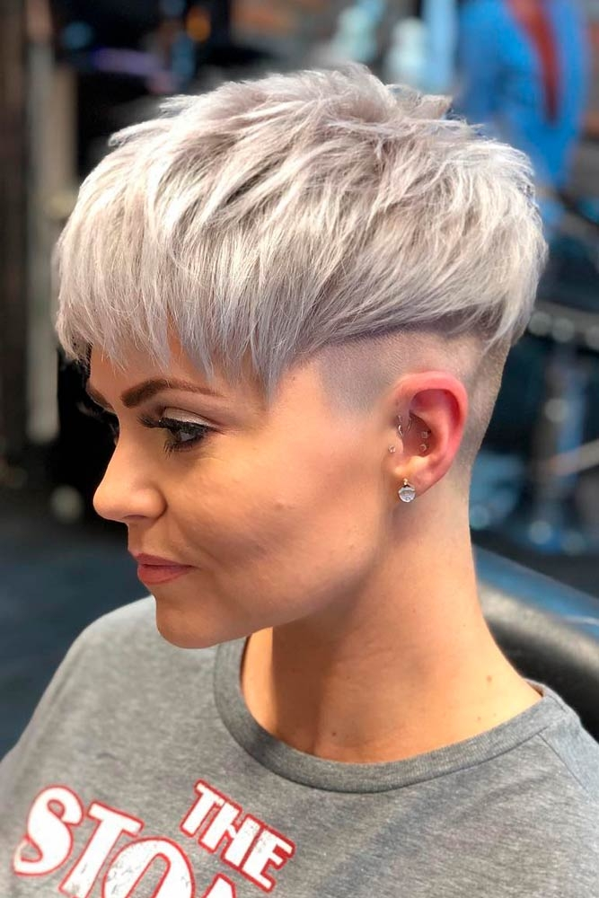 Elegant 90 amazing short haircuts for women in 2020 Womans Short Hair Styles Inspirations