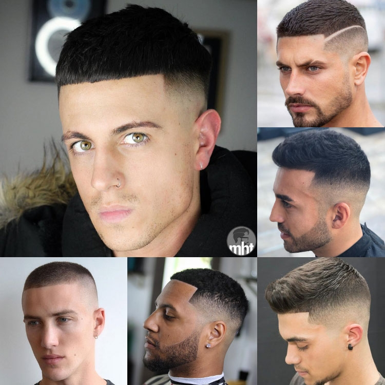Fresh 25 very short hairstyles for men 2020 guide Styling Really Short Hair Inspirations