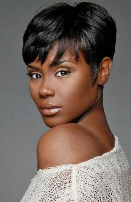 Fresh 30 stylish short hairstyles for black women the trend spotter Black Short Layered Haircuts Ideas
