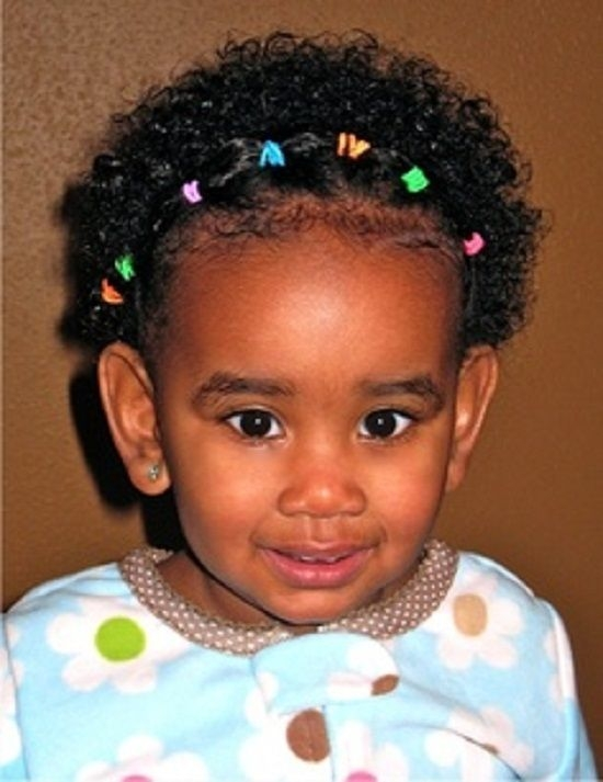 Stylish 40 new african american black toddler girl hairstyles 2020 Cute Hairstyles For Black Babies With Short Hair Choices