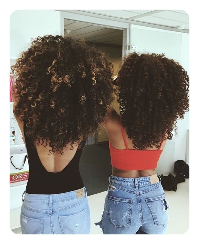 Stylish 91 ultimate highlights for black hair that youll love Cool Highlights On Natural AfricanAmerican Designs