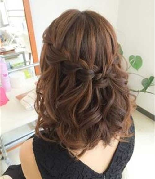 Trend 15 best wedding guest updos for short hair short hairstyless Short Hairdos For Wedding Guest Choices