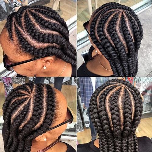 african american cornrow hairstyles African American Cornrow Hairstyles Pictures Ideas