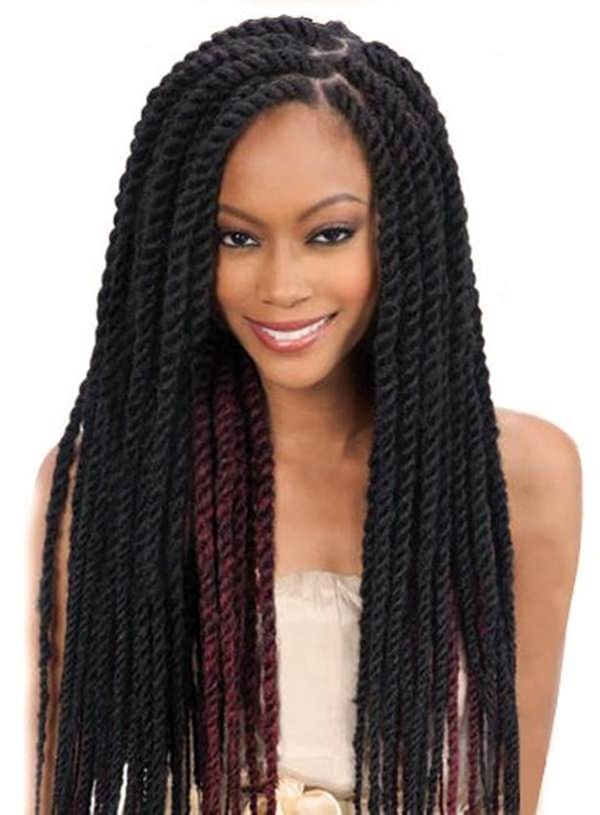 Awesome 75 amazing african braids check out this hot trend for summer African Style Hair Braiding Ideas