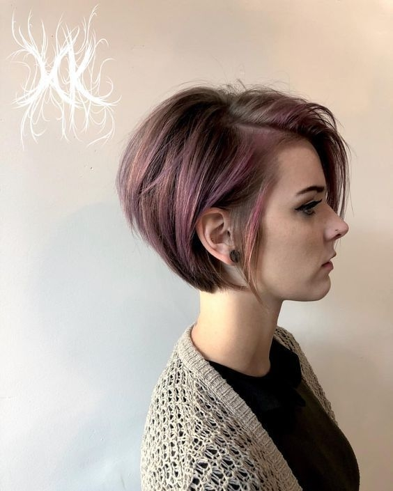 Awesome pin on short hair colors Cute Short Haircuts For Women Choices