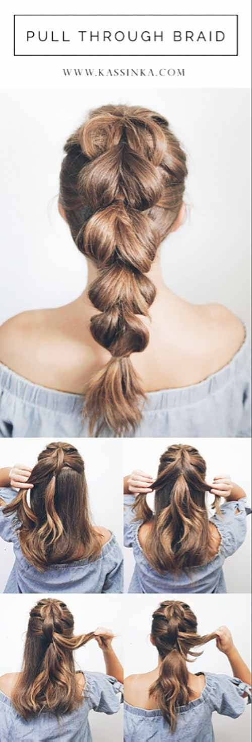 Best a comprehensive guide to the different types of braids Different Styles To Braid Hair Ideas