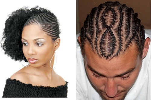 cornrows for weddings Cornrows Hairstyles For The Wedding