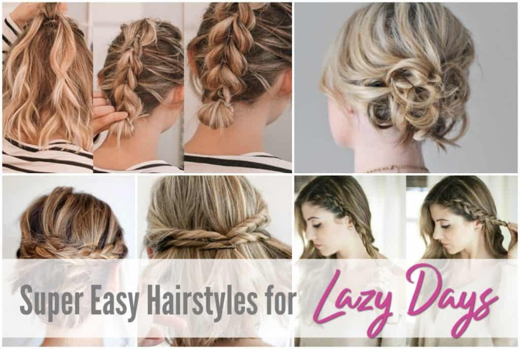 Elegant easy hairstyles for short to medium length hair see mama go Ways To Style Medium Short Hair Choices