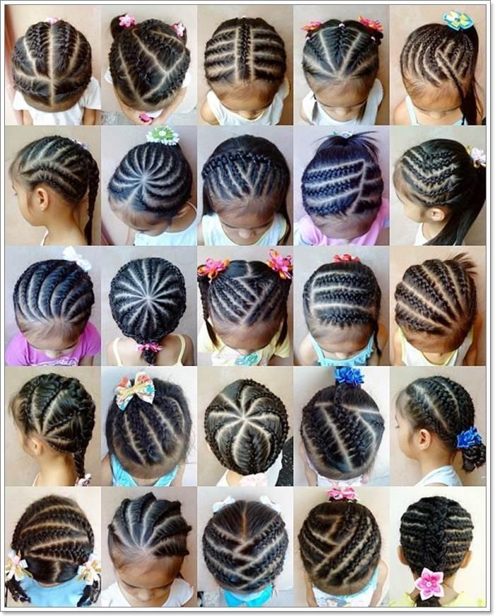 Fresh 103 adorable braid hairstyles for kids Natural Hair Braid Styles Kids Choices