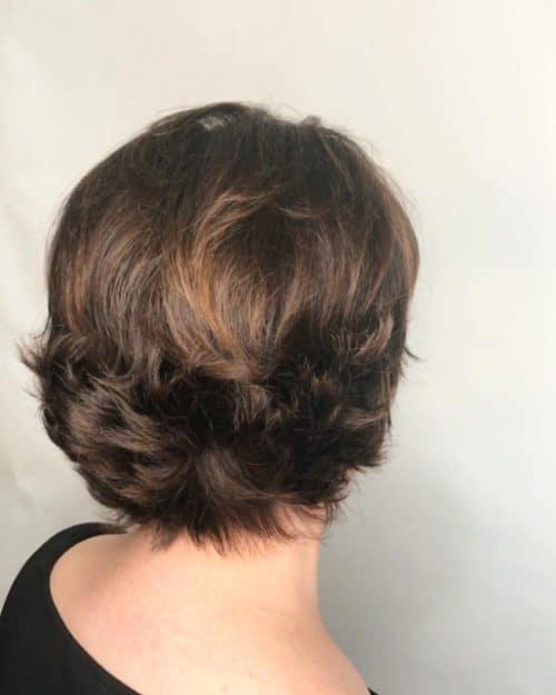 Fresh 31 cute easy short layered haircuts trending in 2020 Short Layered Haircuts From The Back Choices