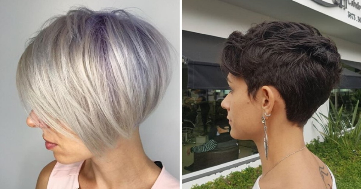 Fresh 60 photos to give you inspiration for your next short haircut Short Hair Style Image Ideas