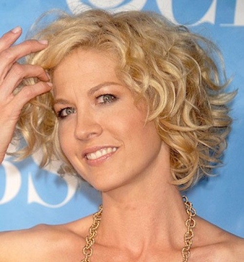 Fresh top 20 flawless short curly hairstyles for round faces Short Hairstyles For Thick Curly Hair Round Face Choices