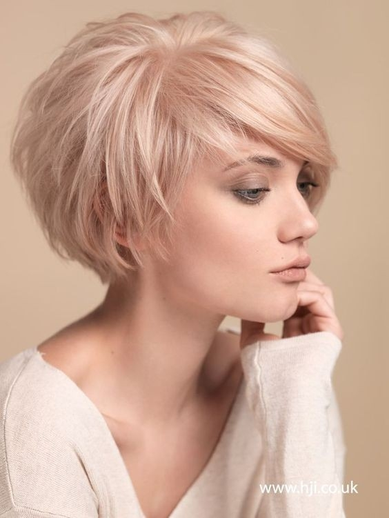 Stylish 40 best short hairstyles for fine hair 2020 Short Fine Haircuts Inspirations
