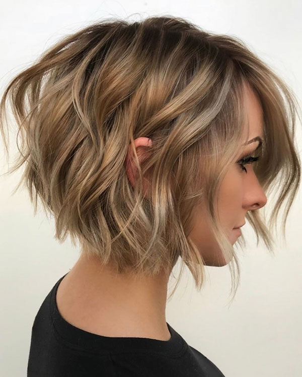 Stylish 60 new best short layered hairstyles short hairstyles Haircuts For Short Hair Choices