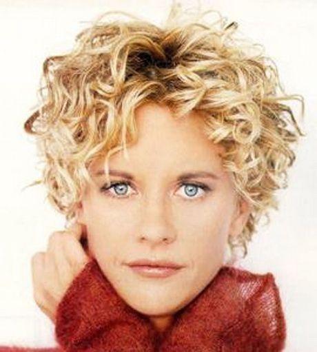 Stylish permed hairstyles short hair short curly haircuts curly Short Perm Hair Styles Inspirations