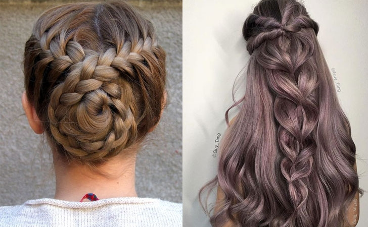 Trend 12 quick and easy braided hairstyles 2021 braids inspiration Quick Braided Hairstyles For Medium Hair Ideas