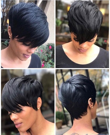 Trend 80 best short pixie hairstyles for black women Short Pixie Haircuts For African American Hair