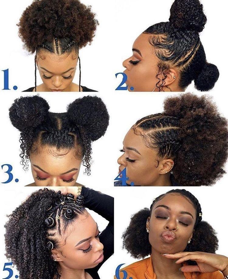 Trend so versatile pinterest puregold340 instagram pure Short Natural Hair Updo Pinterest Inspirations