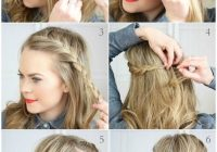 10 french braid hairstyles for long hair popular haircuts Braid Hairstyles For Long Hair Tutorial Ideas