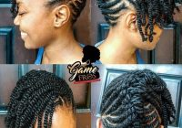 10 holiday natural hairstyles for all length textures Black Hair Cornrow Styles Pictures