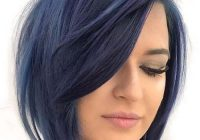 11 overwhelming brunette blue short haircut styles for Blue Short Hair Styles Choices