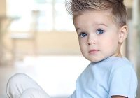 15 stylish toddler boy haircuts for little gents the trend Hairstyles For Kids With Short Hair Boys Choices