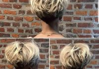 20 latest short stacked haircuts short hairstyles Short Stacked Haircuts Ideas