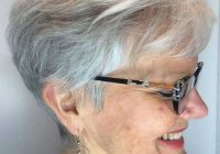 2019 short haircuts for older women Short Haircuts For Old Ladies Inspirations