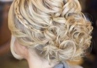 23 prom hairstyles ideas for long hair popular haircuts Wedding Prom Hairstyle For Long Hair. Braided Updo Inspirations