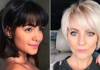 23 trendy ways to wear short hair with bangs stayglam Short Hairstyles With Bangs Choices