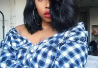 25 stunning bob hairstyles for black women Medium Length African American Bob Hairstyles Designs