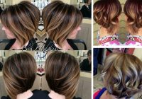 30 stunning balayage hair color ideas for short hair 2021 Short Hairstyle Color Ideas Inspirations