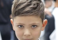 35 cute little boy haircuts adorable toddler hairstyles Hairstyles For Kids With Short Hair Boys Ideas
