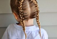 37 trendy braids for kids with tutorials and images hair Simple Braided Hairstyles For Toddlers Ideas