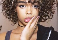 45 fancy ideas to style short curly hair lovehairstyles Short Haircut For Kinky Curly Hair Inspirations