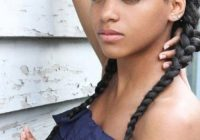70 best black braided hairstyles that turn heads braided French Braids Hairstyles For Black People Inspirations
