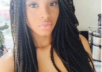 70 latest micro braids hairstyles for black women 2016 Hairstyles For Micro Braid Hair Inspirations