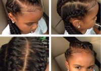 75 easy braids for kids with tutorial Simple Braided Hairstyles For Toddlers Inspirations