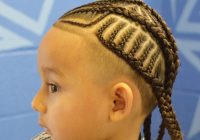 90 cool haircuts for kids for 2020 boy braids hairstyles Cornrow Hairstyles For Little Boys