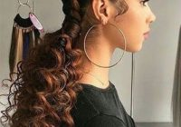 affordable braided hairstyle ideas for girls35 goddess French Braid African American Hairstyles