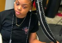 Awesome 100 best black braided hairstyles youve not tried this year Best Black Braid Hairstyles Ideas
