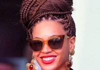 Awesome 12 pretty african american braids popular haircuts African American Box Braid Hairstyles Designs