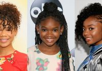 Awesome 14 easy hairstyles for black girls natural hairstyles for kids African American Child Hairstyles