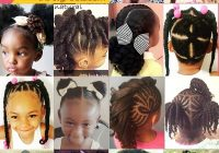 Awesome 20 cute natural hairstyles for little girls black ba Cute Hairstyles For Black Babies With Short Hair Choices