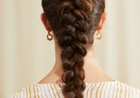 Awesome 22 seriously easy braids for long hair 2019 update Cool Braided Updos For Long Hair Ideas