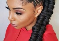 Awesome 25 classy ponytail hairstyles for women in 2020 the trend Cute Ponytail Hairstyles For Black Short Hair Inspirations